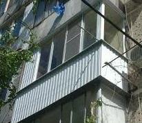 Балконы Юг
