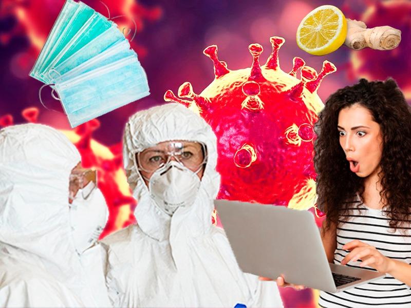 Кто ты в эпоху коронавируса? Тест-САМОопределение