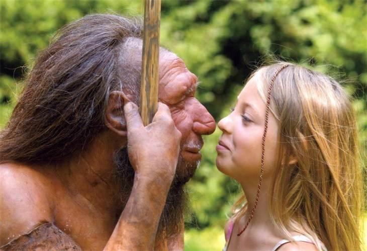 Глава 7. Происхождение человека и половой отбор / Эволюция человека. Обезьяны, кости и гены