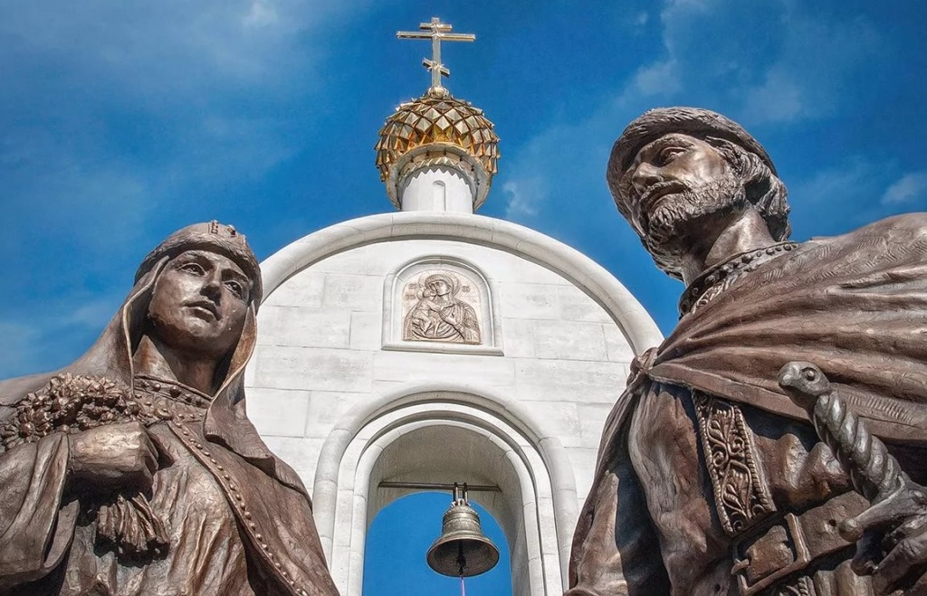 Аркадий Фомин поздравил рязанцев сДнём семьи, симпатии иверности