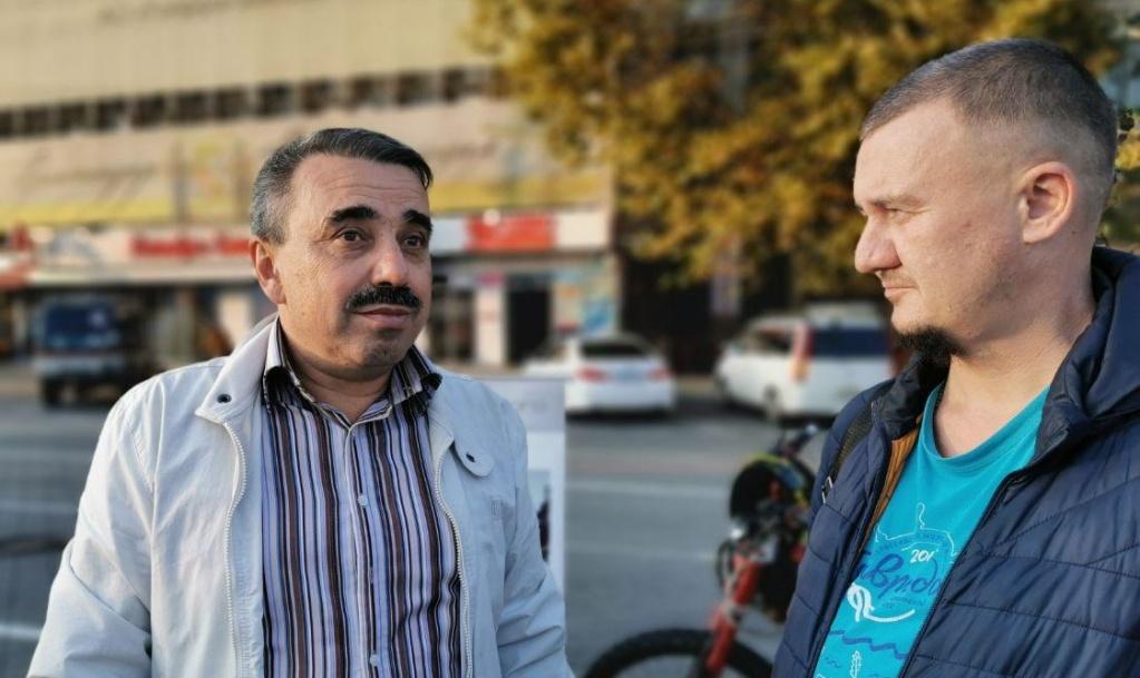 Даниэль Башмаков и Алексей Костылев