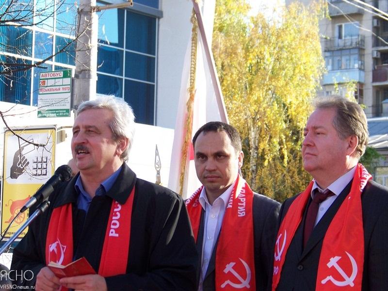 Сергей Обухов и Николай Осадчий